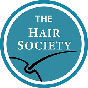 The Hair Society Verified Premium Membership Badge